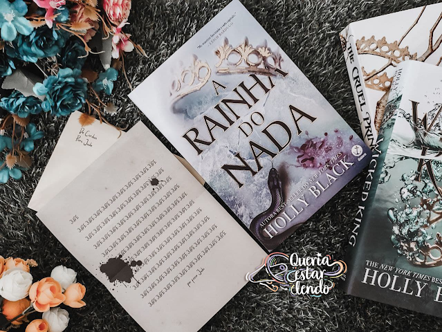 Resenha: A Rainha do Nada - Holly Black