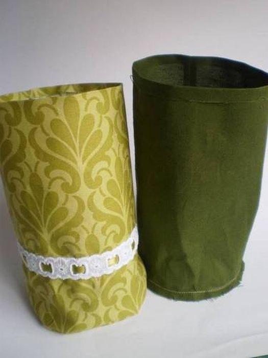 Tin Can Drawstring Bag Tutorial