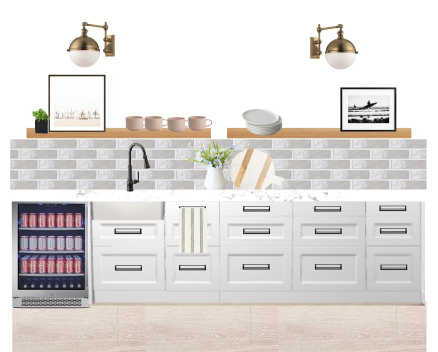 basement kitchenette, small basement kitchenette, basement kitchenette ideas