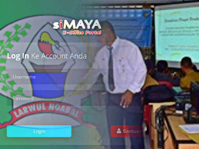 Diskominfo Maltra Gelar Lounching dan Sosialiasi Aplikasi e-Office siMAYA