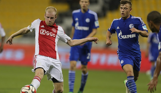 Ajax vs Schalke 04 en vivo