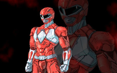 Flame Toys Reveals First Look On The Hito Kara Kuri Red Ranger