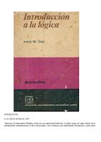 SIMBOLICA LOGICA PDF COPI IRVING