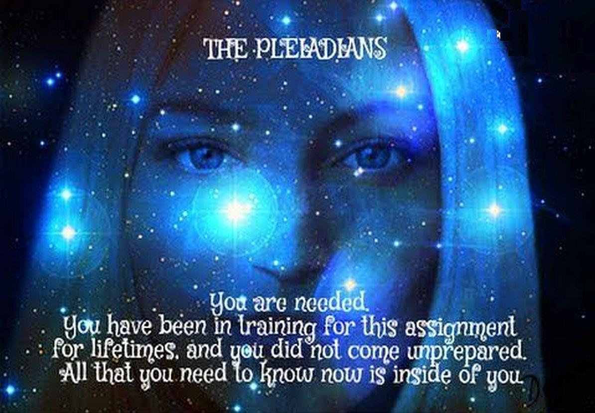 Pdf the pleiadian agenda