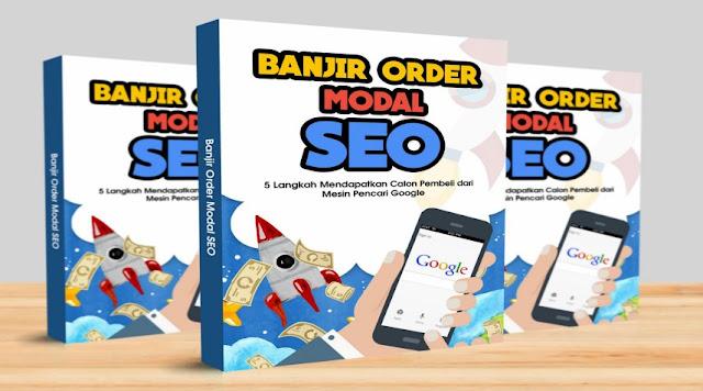 Ebook Banjir Order Modal SEO