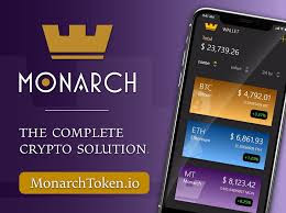 Monarch-ICO-Review, Blockchain, Cryptocurrency