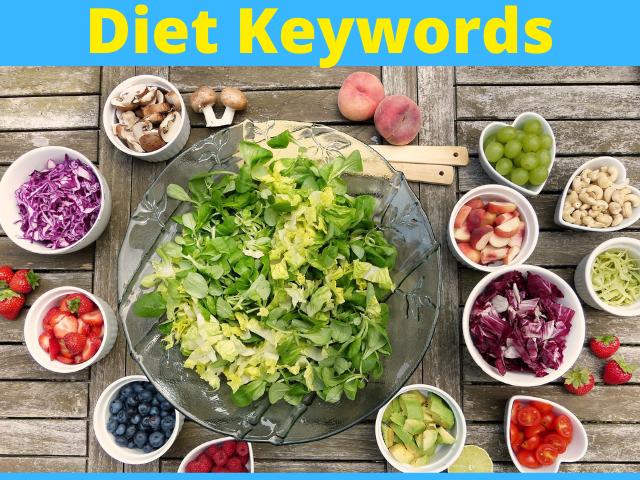 diet keywords