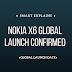 Nokia X6 Global Launch Confirmed