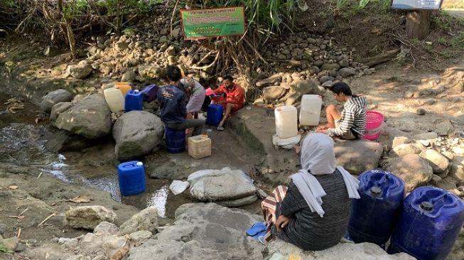 Misteri Munculnya Sumur Emas di Gondangrejo Karanganyar, Berkah Bagi Warga Setempat
