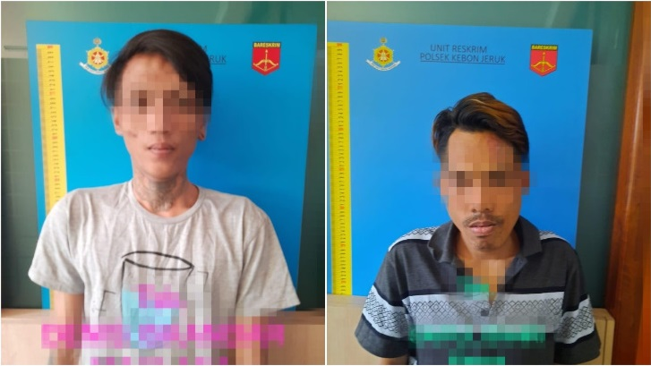 Todong Pegawai Toko Alfamidi Pakai Softgun, Dua Pelaku Curas Ditangkap Polisi