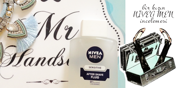 Nivea Men After Shave balsam yorumu