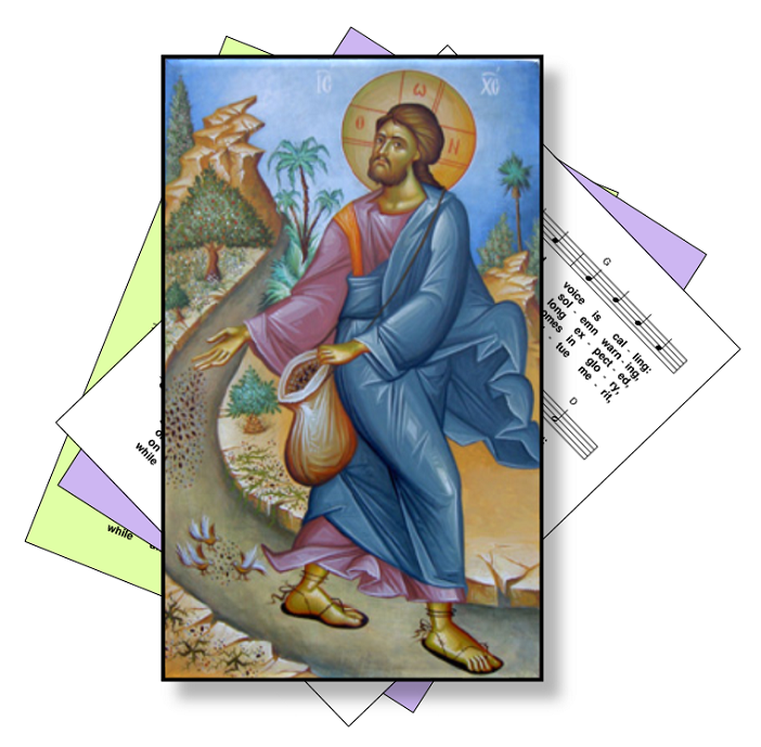 LiturgyTools net: Hymns and songs about the Parable of the Sower