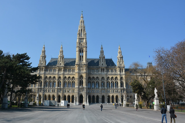 Rathaus Vienna