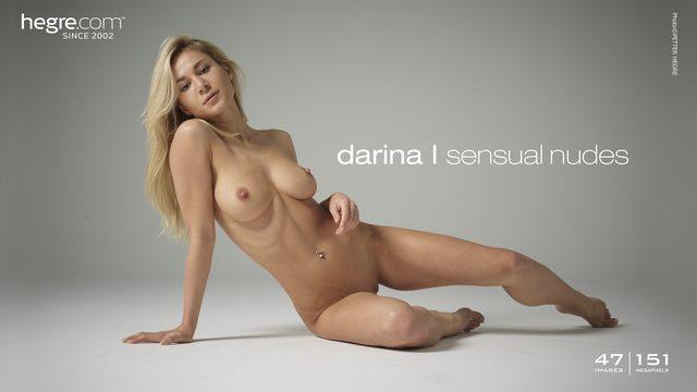 [Art] Darina L - Sensual Nudes