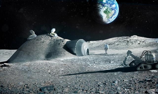 Donald Trump ordena que Nasa envie homem à Lua