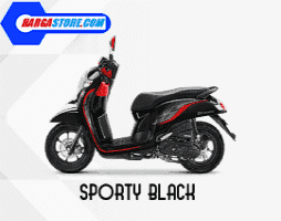 Honda Scoopy-Sporty