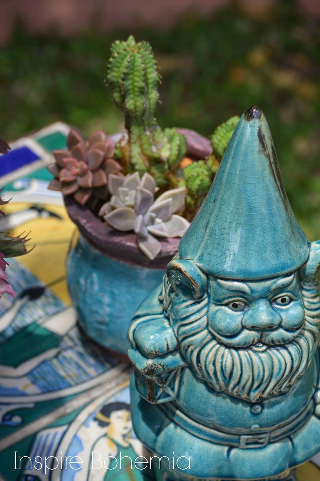 Gnome 4: Inspire Bohemia: Garden Gnomes