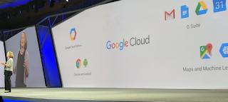 Google Next 2017 Holger Mueller Event Report Constellation Research SAP HANA Schmidt Greene Leukert