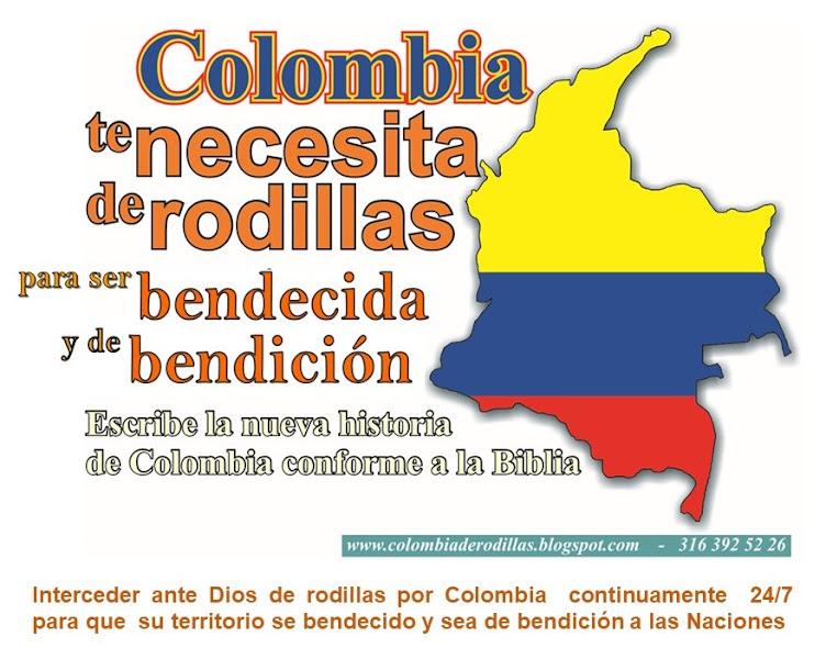 Colombia de Rodillas