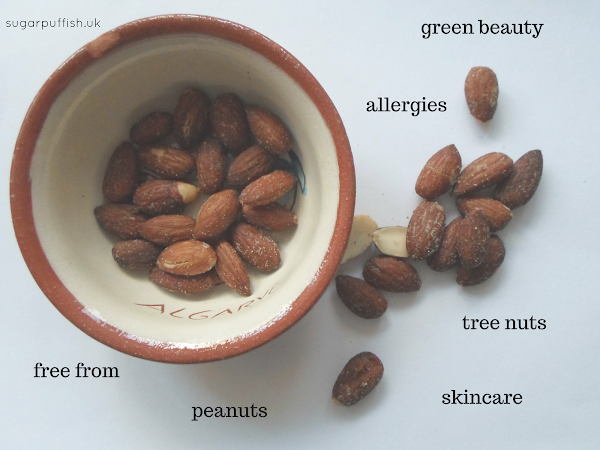 Natural Skincare Free From Nuts
