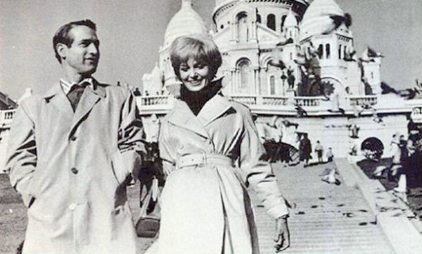 {great love stories № 09 | paul newman & joanne woodward}