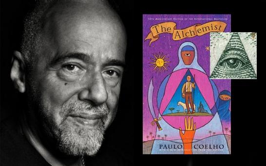Paulo Coelho y sus mensajes satanistas, illuminati y masonicos en sus libros
