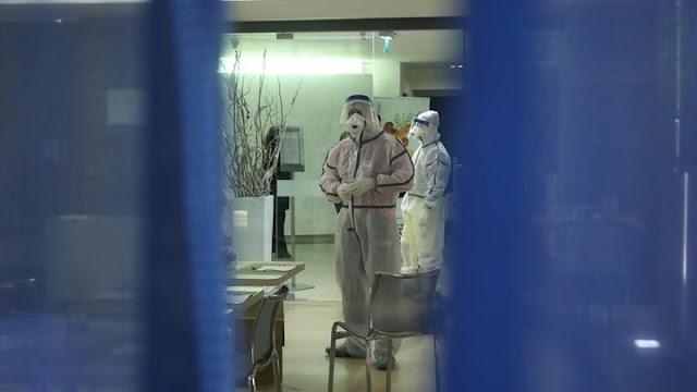 Στα 8 τα επιβεβαιωμένα κρούσματα του κορωνοϊού στην Ελλάδα