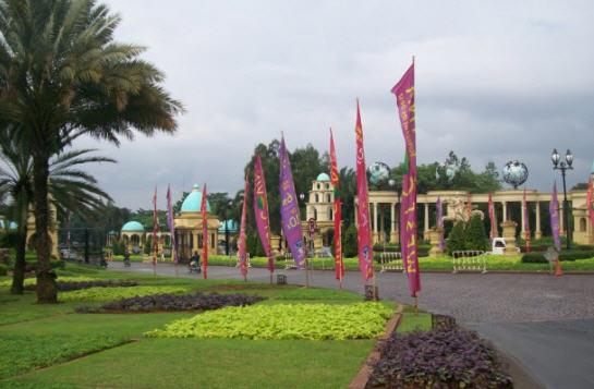 Kawasan Kota Wisata Cibubur