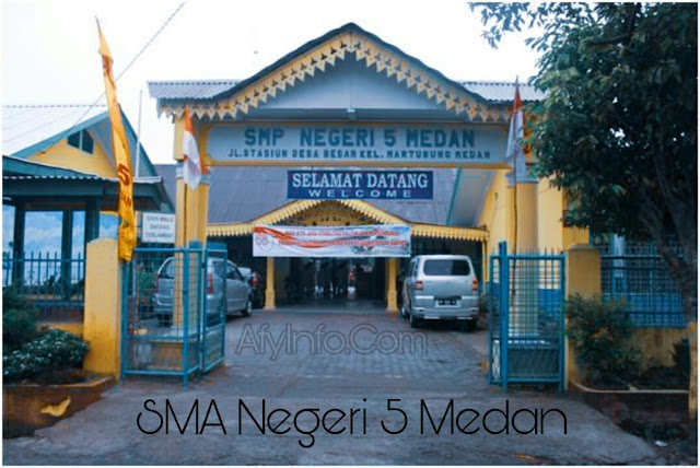 Gambar SMA Negeri 5 Medan