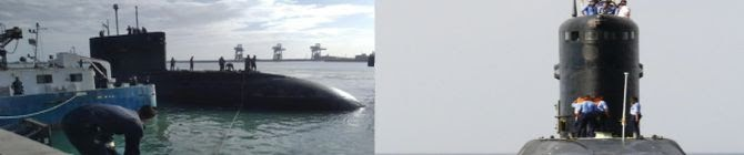 INS Sindhushastra Submarine Docks In TN As Chinese Presence Grows In The Region