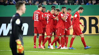 1. FC Union Berlin 0 - 2 FC Bayern München 2020 Highlights