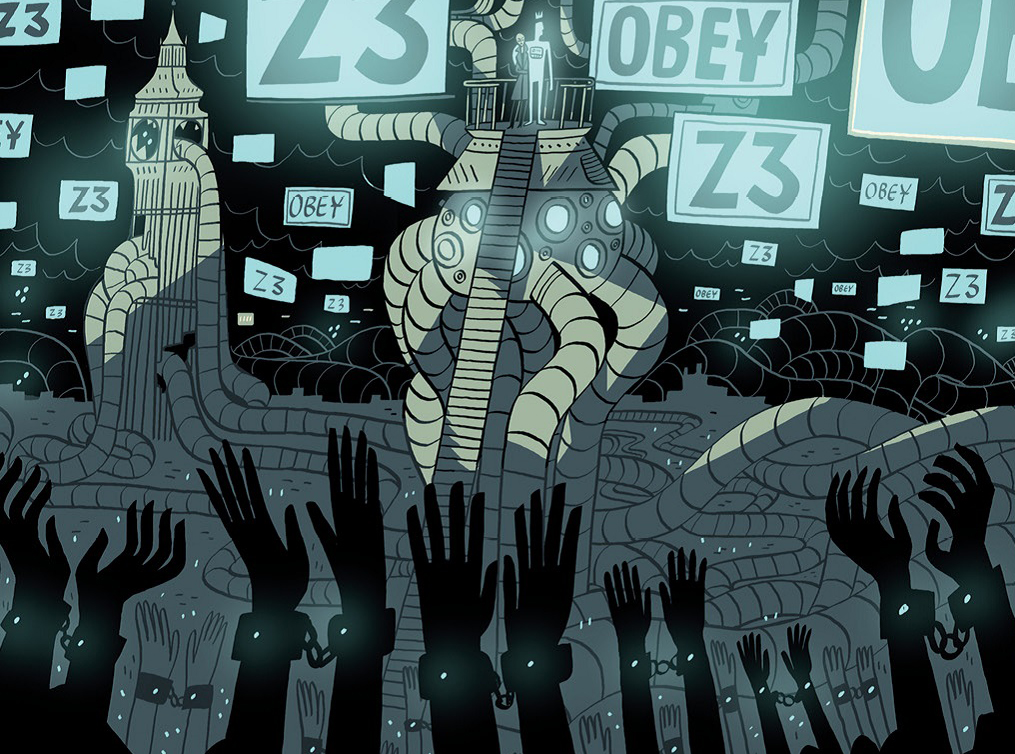 super naukoledzy 2099, wydawnictwo 23, marcin surma