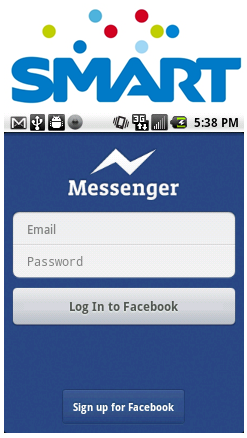 Facebook Partners With Smart For Free Messaging Bazics Net