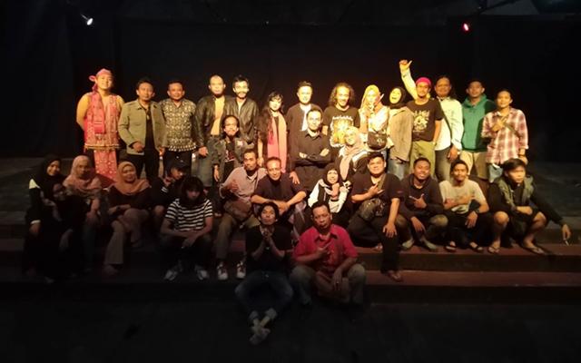 Teater Forum ISBI Bandung