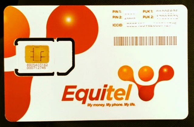 How To Buy Airtime For Your Equitel Line