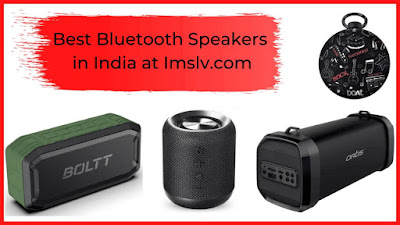 best bluetooth speakers in India go wireless
