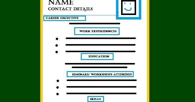 career 2 0  5 empowering tips sa paggawa ng resume