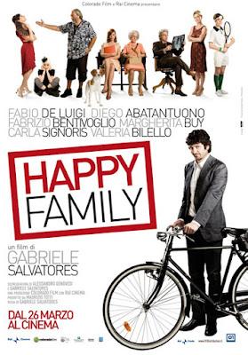 Gabriele Salvatores, Happy family (Diego Abatantuono, Carla Signoris, Margherita Buy, Fabrizio Bentivoglio)