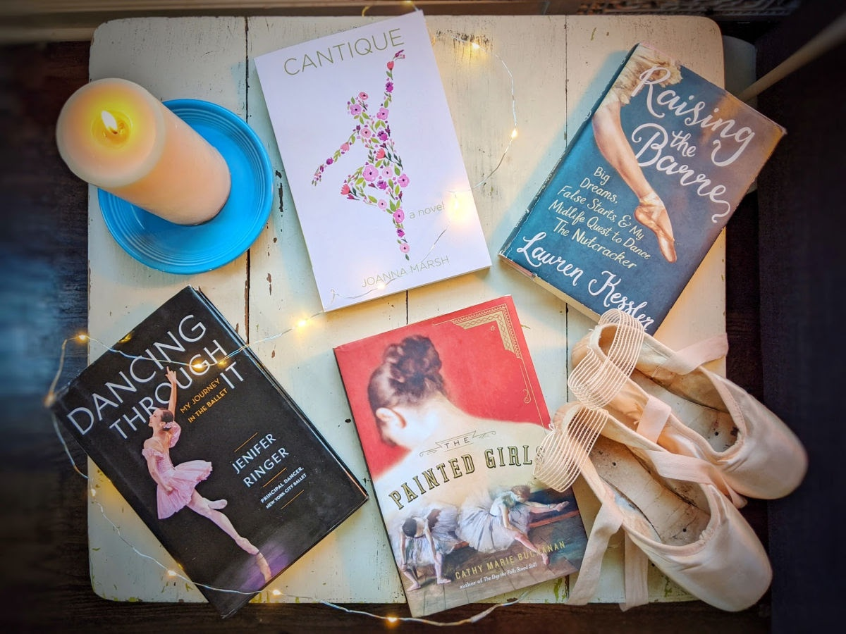 Ballet Book Club Books of the Month