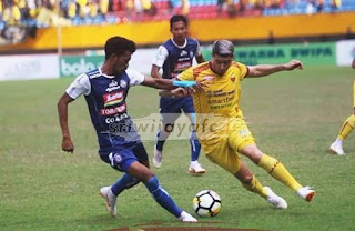 Sriwijaya FC vs Arema FC 0-3 Video Gol Highlights