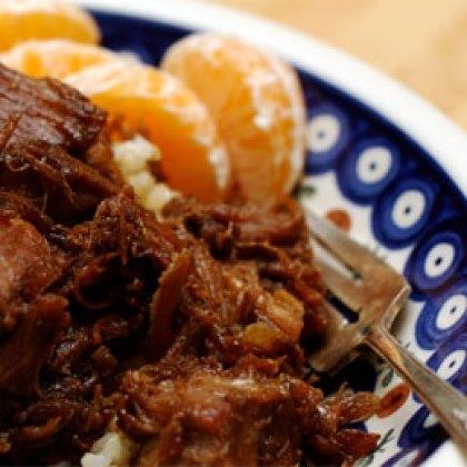 Chinese-Style Pork Carnitas