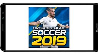 Dream League Soccer 2019 Mod Money, مهكرة المال, ,بالكامل, بدون اعلانات,بأخر اصدار, العاب مهكرة,