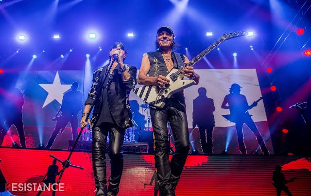 """#LiveReview: Scorpions y Whitesnake: """"El rock no se agota con los años"""""""