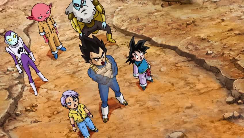 Ver Dragon Ball Super Saga del Planeta Potof - Capítulo 46