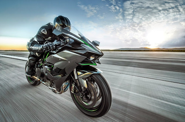 Kawasaki H2R batal dijual di Indonesia