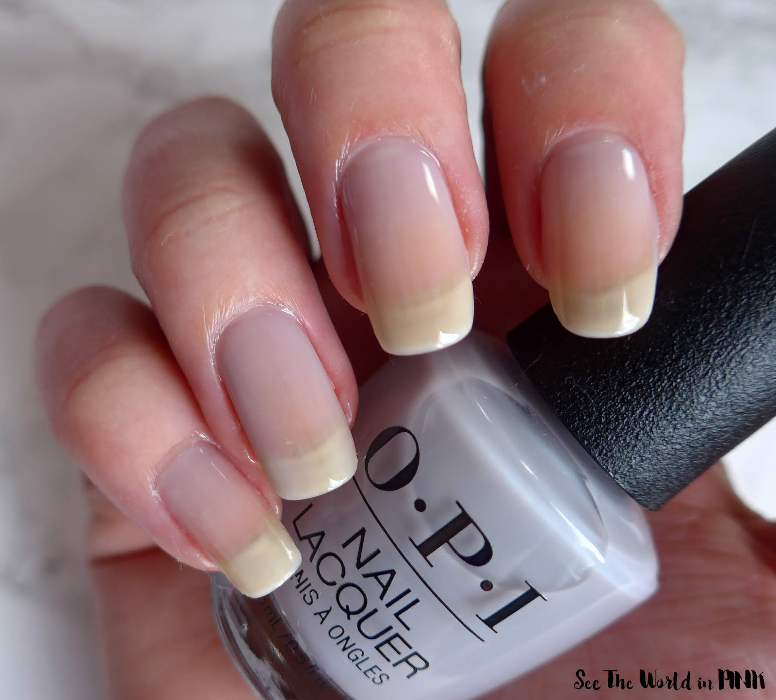 OPI Always Bare For You - Engage-meant to Be