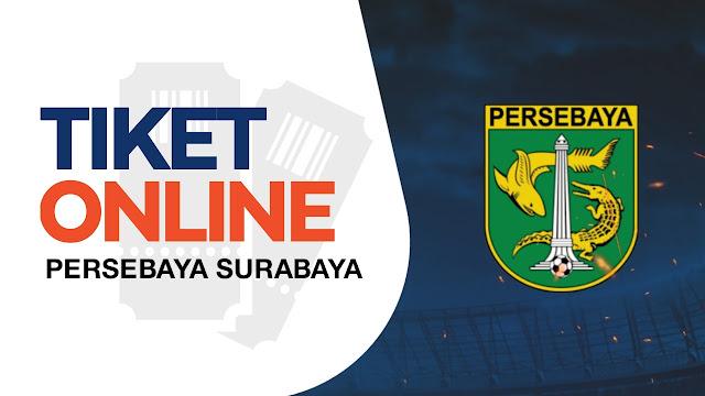 Tiket online persebaya vs persib