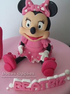 disney minnie fondat cake