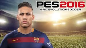 pes 2016 game screen