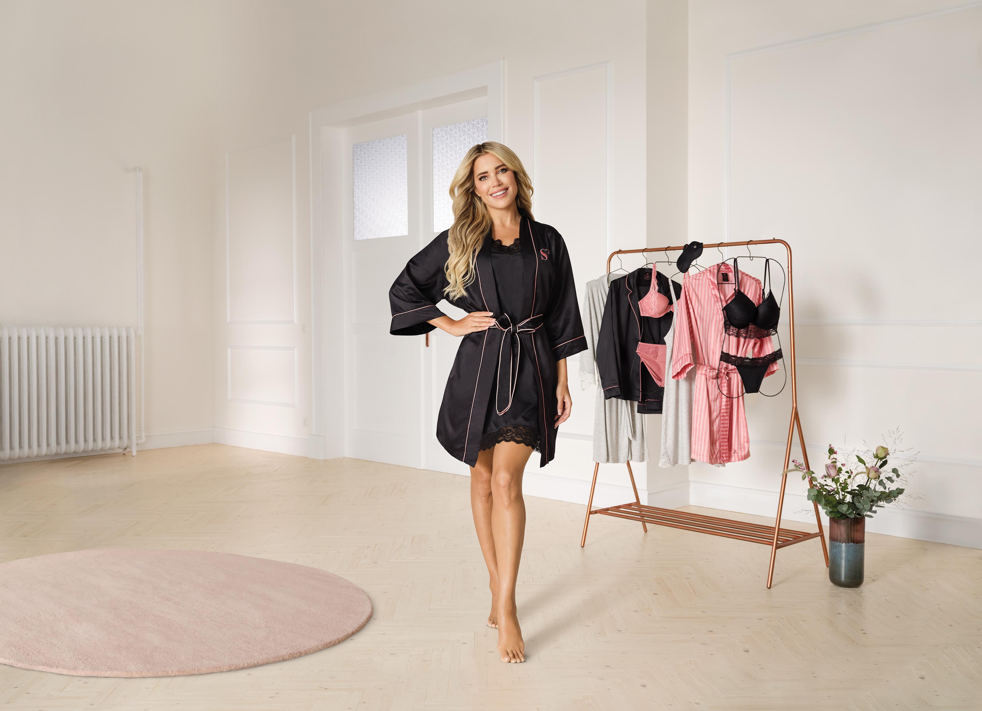 Sylvie Meis lingerielijn te koop bij Aldi Filialen in Nederland